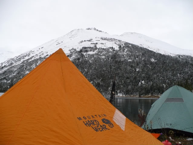 Floorless pyramid/tipi style tents are more popular than ever thanks mostly to mountain hunters who need to pack as little weight as possibleu2026 knowing that ... & Mountain Hardwear Kiva