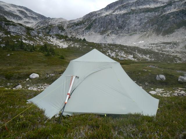 DSCN1123 (Small) ... & Mountain Hardwear Hoopla 4 Review