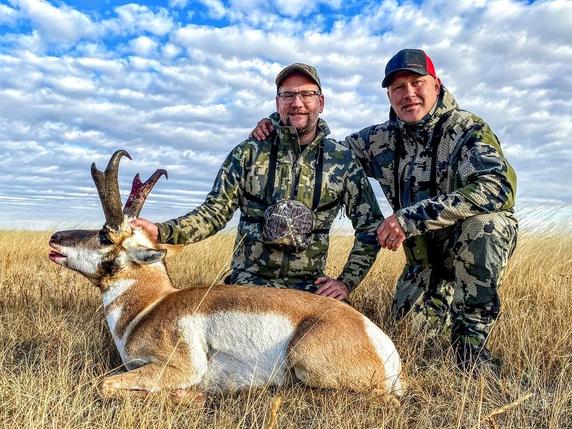 A Trophy BC & B Antelope